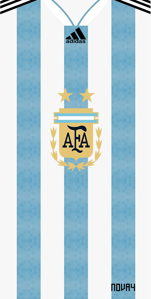 Nova④ On Twitter Argentina 2018 Home Kit Wallpaper At Afa
