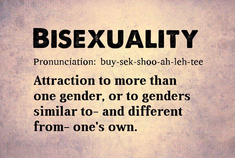 Flexisexual definition
