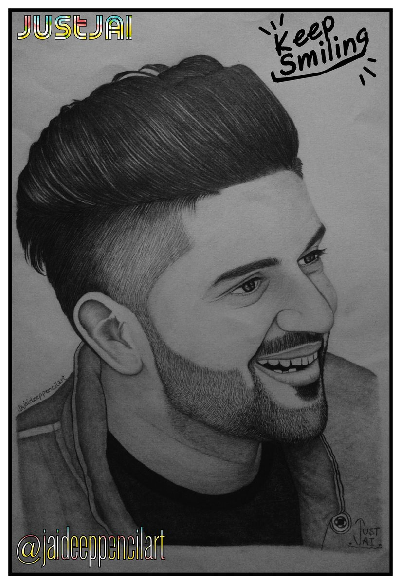Fan Made Art Of Guru Randhawa