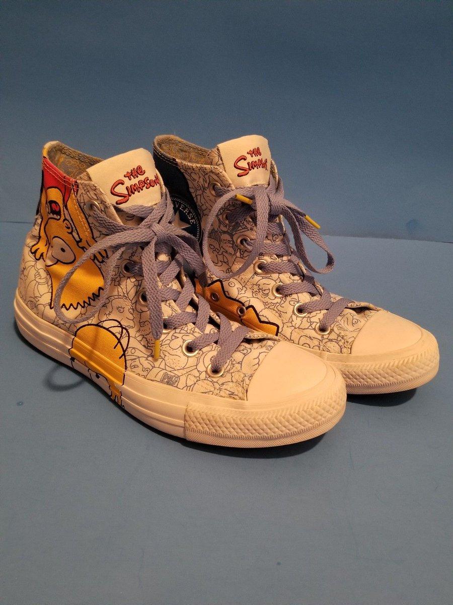 f9518d7f0428 ... Sneakers Men s Size 5 Women s Size 7  http   www.ebay.com itm - 183266850707 roken cUgayN soutkn 4I56l4 … via   eBay  ebay  TheSimpsons  HomerSimpson ...