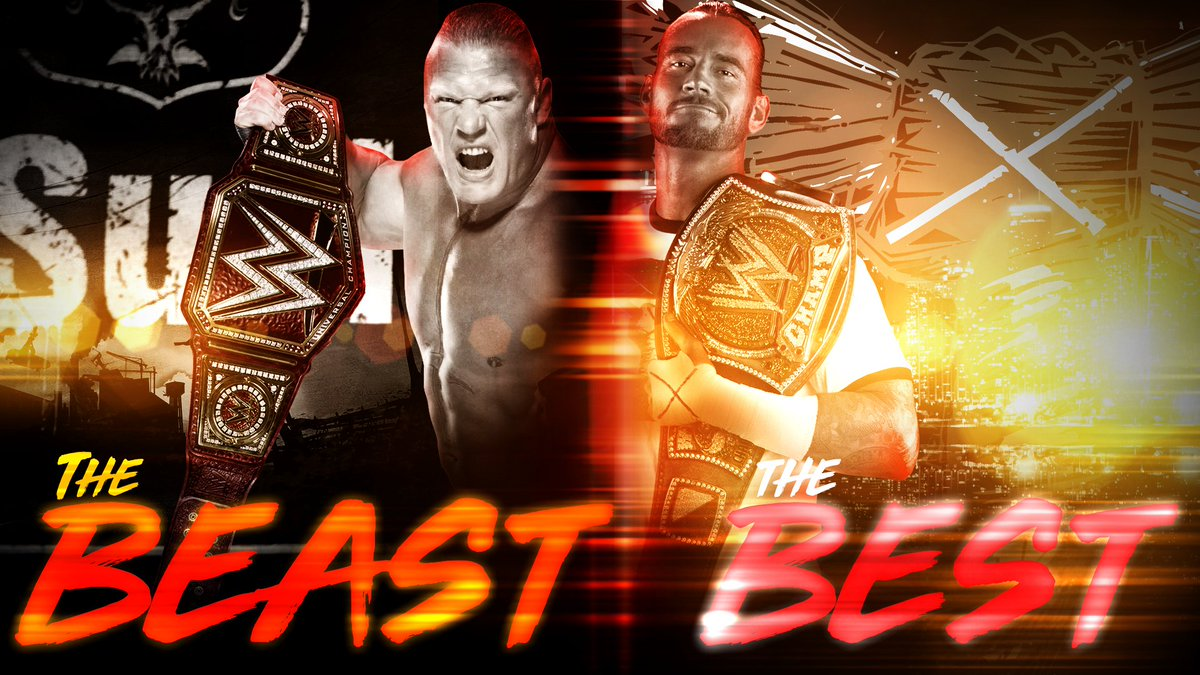 lucio rodrigues on twitter the two longest reigns in this era of wwe the beast and the best wallpaper brocklesnar cmpunk wwe raw twitter