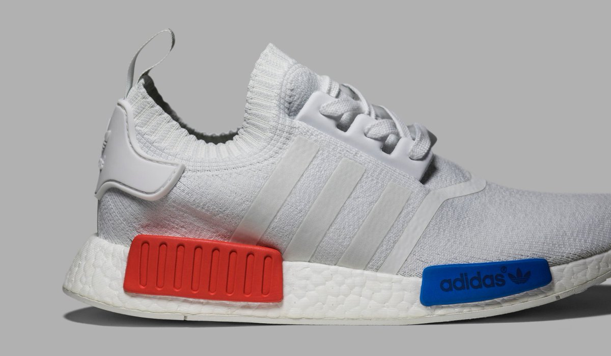 Adidas NMD R1 'Vintage White' earned