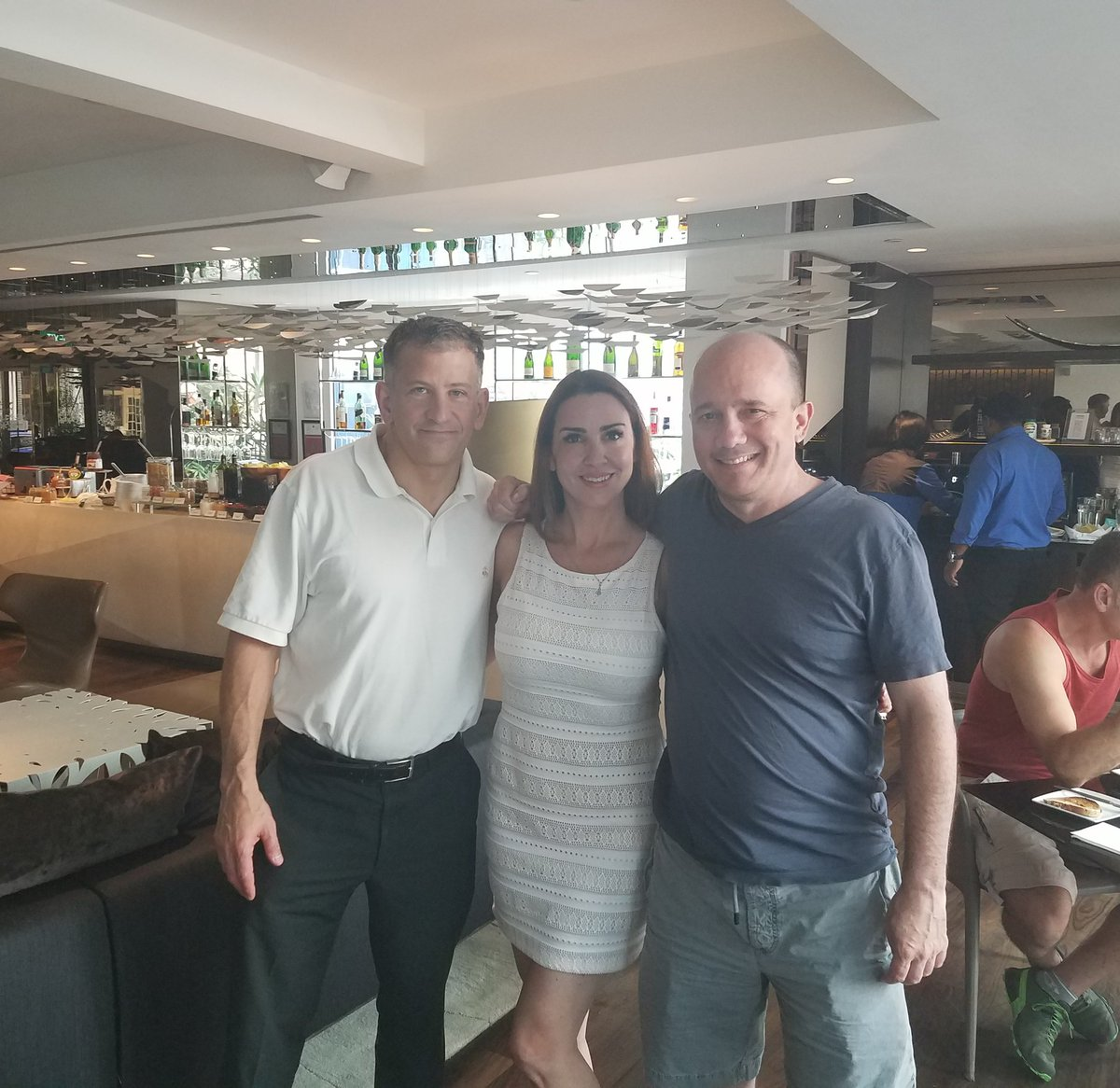 Sara A Carter On Twitter At Hotel In Singapore With Buddy Porter And Danielhoffmandc Getting Ready For Big Day Northkorea Summit Sara carter is a news reporter who has gone outside her comfort zone to ensure that the world gets truthful information. sara a carter on twitter at hotel in
