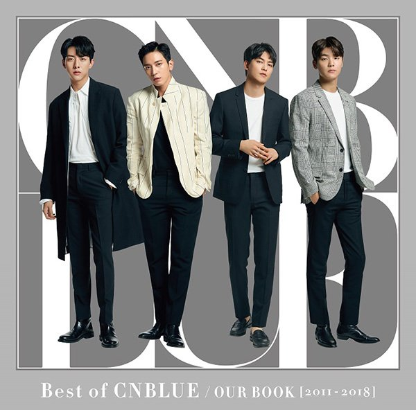 Best of  CNBLUE / OUR BOOKに関する画像7