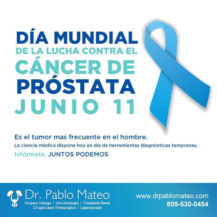 cánceres de próstata hoy día