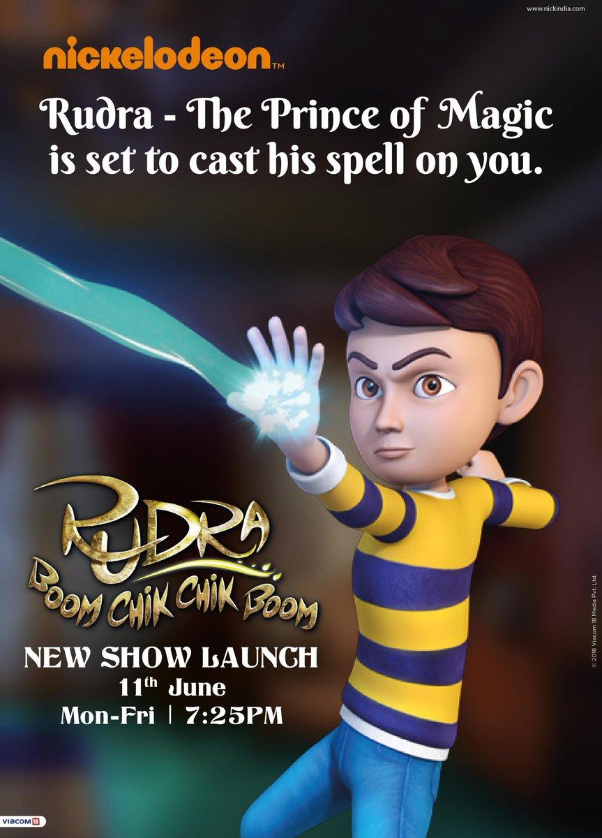 Rudra-Hindi Cartoon Epesode (11-25) HD 12th April 2020 Premium Download Zip