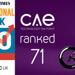 Image for the Tweet beginning: We're pleased to be ranked