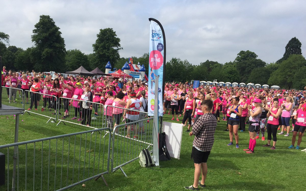 race for life find a friend