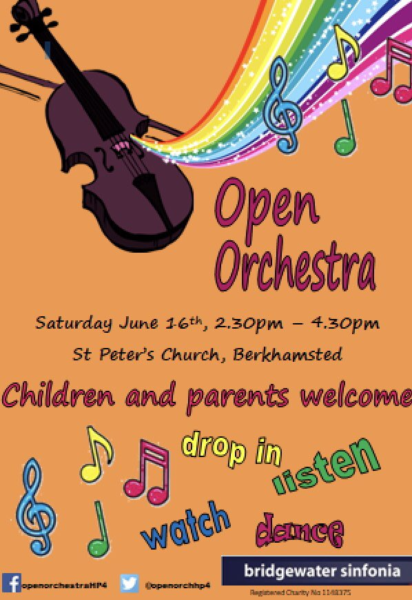 open orchestra on Twitter: