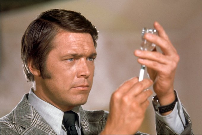 Happy Birthday: Chad Everett (1937-2012)