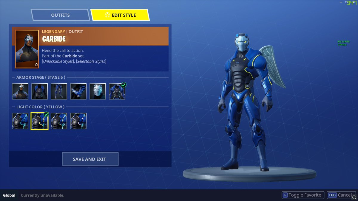Fortnite News Fnbrnews On Twitter You Can Now Change The Light