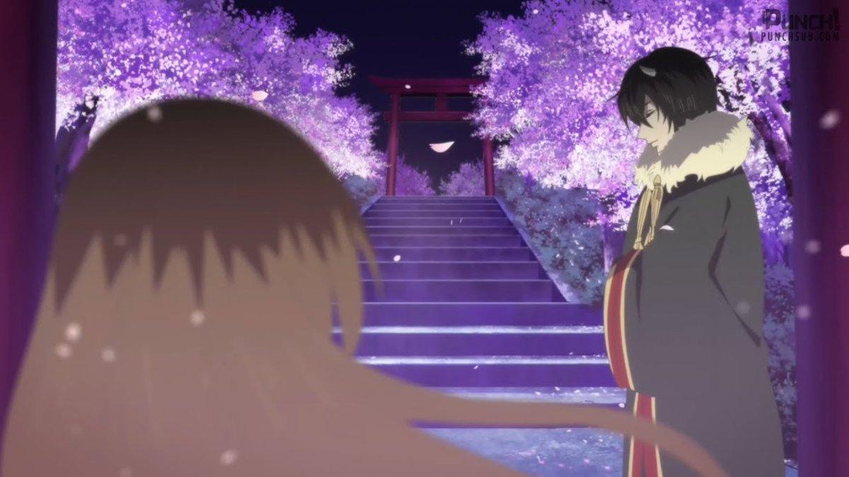Hazy Games On Twitter Anime Kakuriyo No Yadomeshi Episodio 5