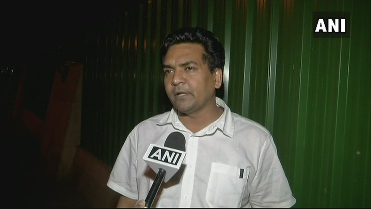 Medical tests were done&doctors say Manjinder Singh Sirsa's ketone level is high. Vijender Gupta,Parvesh Verma&my ketone levels are moderate. We've been asked to but we won't go to hospital.We'll continue with hunger strike:Kapil Mishra on BJP's hunger strike at Delhi Secretariat