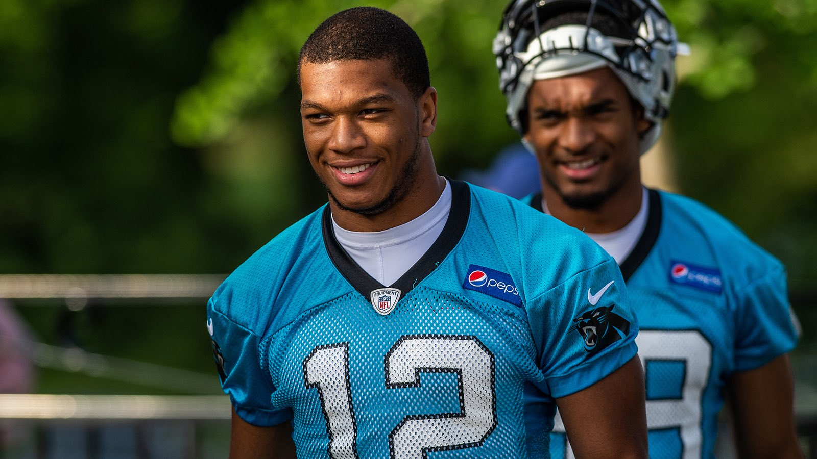 WR DJ Moore has signed his rookie contract �� https://t.co/X14RGlRisT https://t.co/1P8vG4ttM4