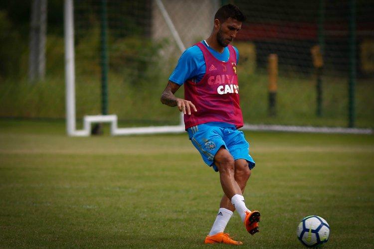 Atacante Rafael Marques avalia desempenho e acredita em evolução do #Sport pós-Copa https://t.co/VH06azdpgg