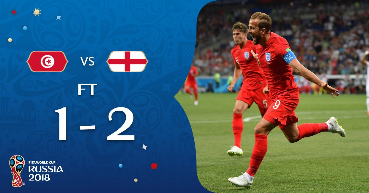 A dramatic victory for @England!   #TUNENG