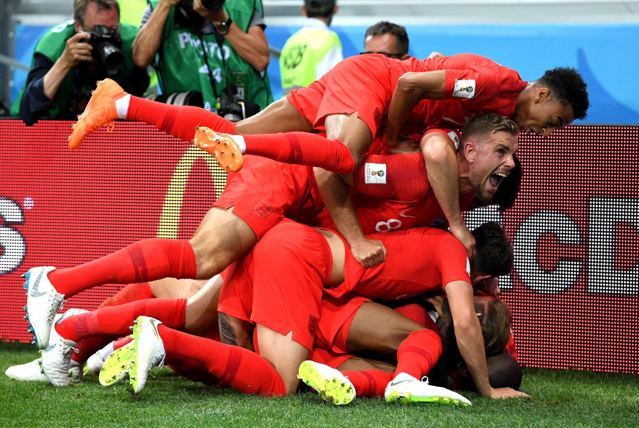 เผยสิงโตสร้างประวัติศาสตร์ ยิงประตูชัยช่วงทดเจ็บครั้งแรกบอลโลก