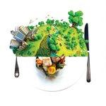 #GastronomíaSostenible Twitter Photo