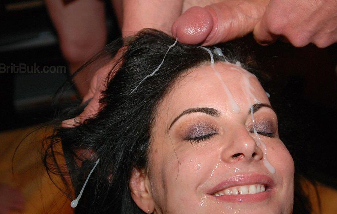 are not gay orgy hair raising bukkake with jesse james brilliant idea