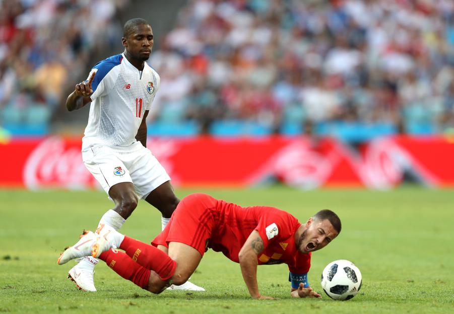 Бельгия - Панама 3:0. Хороший результат при блеклой игре - изображение 3
