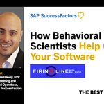 Why does the software we use today know us so well? @SuccessFactors James Harvey shares the answer on Firing Line with @BillKutik. Watch now! https://t.co/oF0Dy6Vh1e