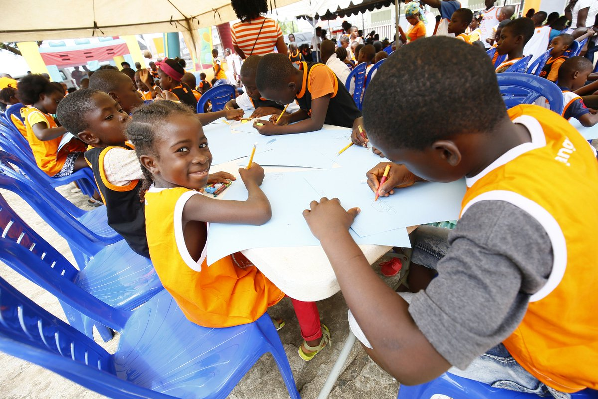 How and why childrens competitions are organized