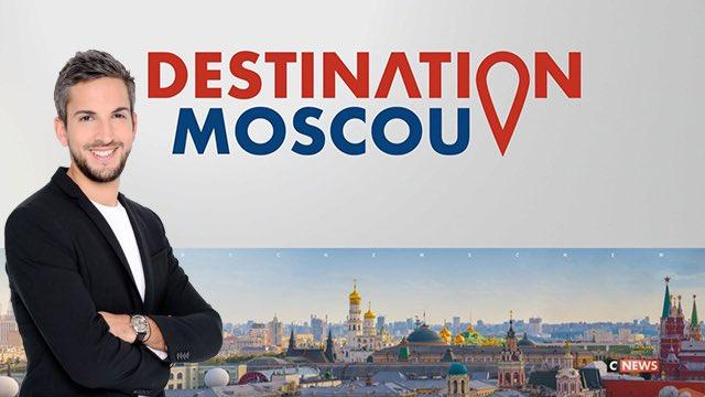 Toujours avec notre king @ThibaudVezirian et n oubliez pas #DestinationMoscou à 19h sur @CNEWS pour parle de la #CM2018 on compte sur vous go go go 👍🏻