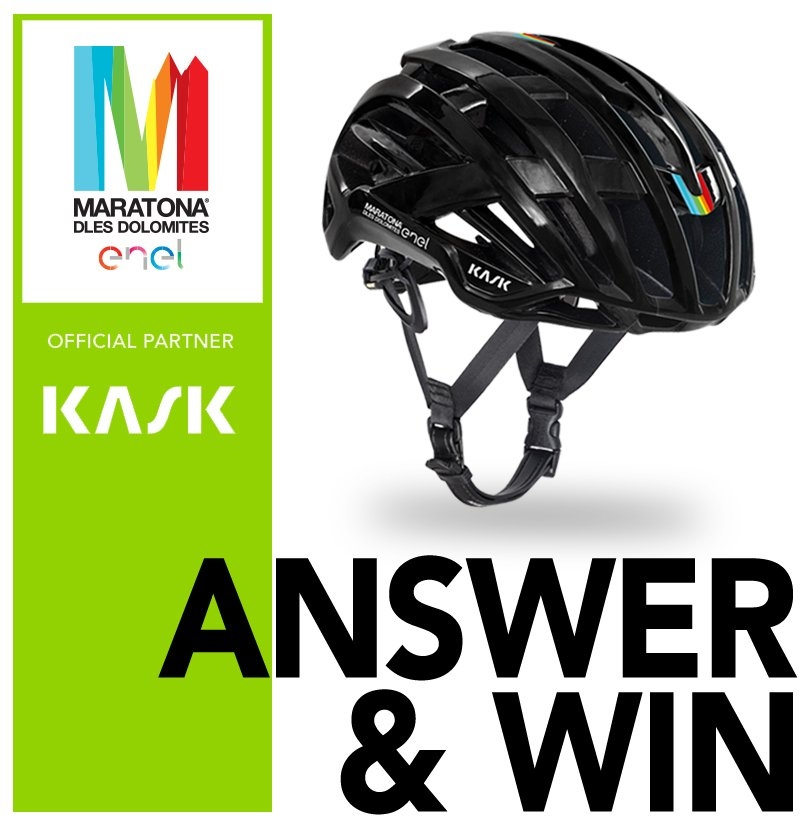 Simply follow the link to enter  https   quizr.cc kask win-kask -maratona-dles-dolomites-edition-valegro-helmet  …pic.twitter.com MoueOT5Qsp 6f87f81ca