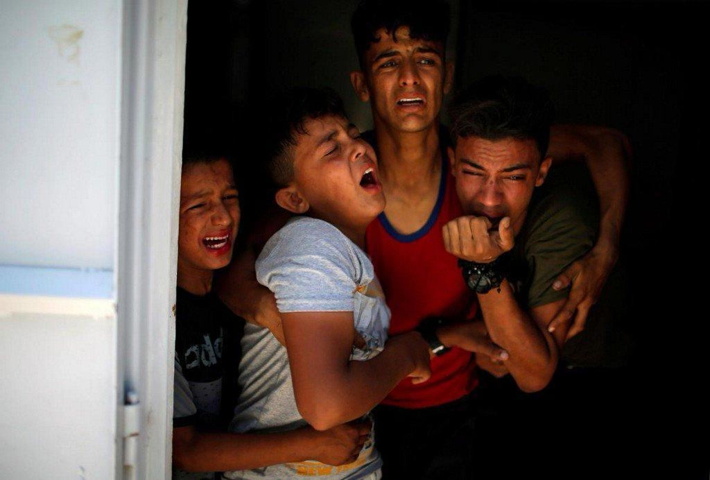 Palestinian killed in Gaza border fence blast - Israeli army https://t.co/xRrixEY22u