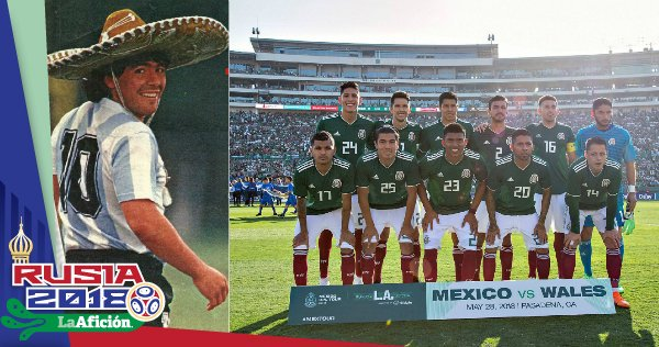 Maradona vuelve a hablar de México... ahora le tocó a Guillermo Ochoa https://t.co/pmPrmqgvKq #Rusia2018 https://t.co/RJFt7PBGrs