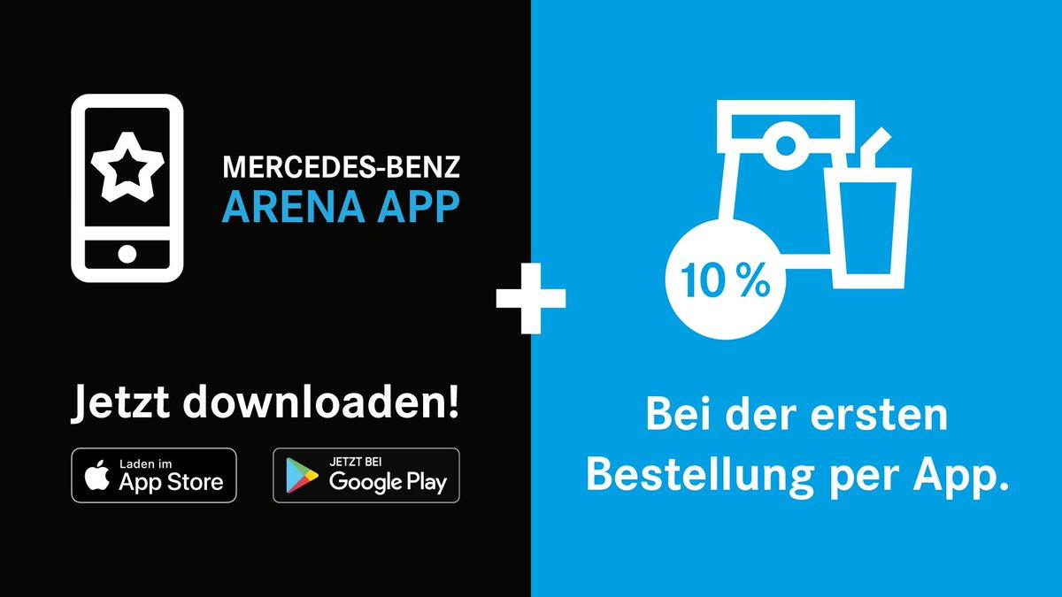 Mercedes-Benz Arena on Twitter: \
