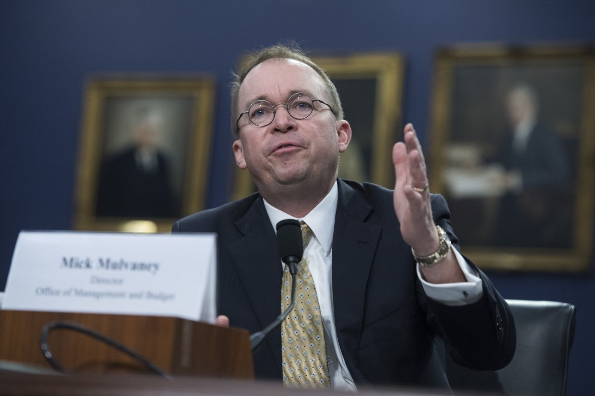 Outrage After White House Vows New Consumer Bureau Nominee Will Continue Mulvaney's Efforts to Gut Agency https://t.co/RndVw1QVNt