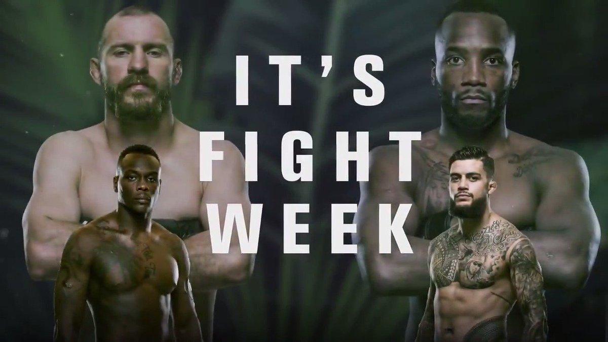 ITS. FIGHT. WEEK. #UFCSingapore | Sat. June 23 | LIVE on @UFCFightPass