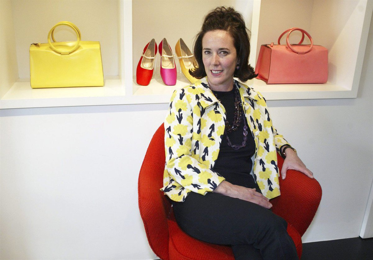 Kate Spade's funeral to be held in birthplace of Kansas City https://t.co/5gKKS6k2HE