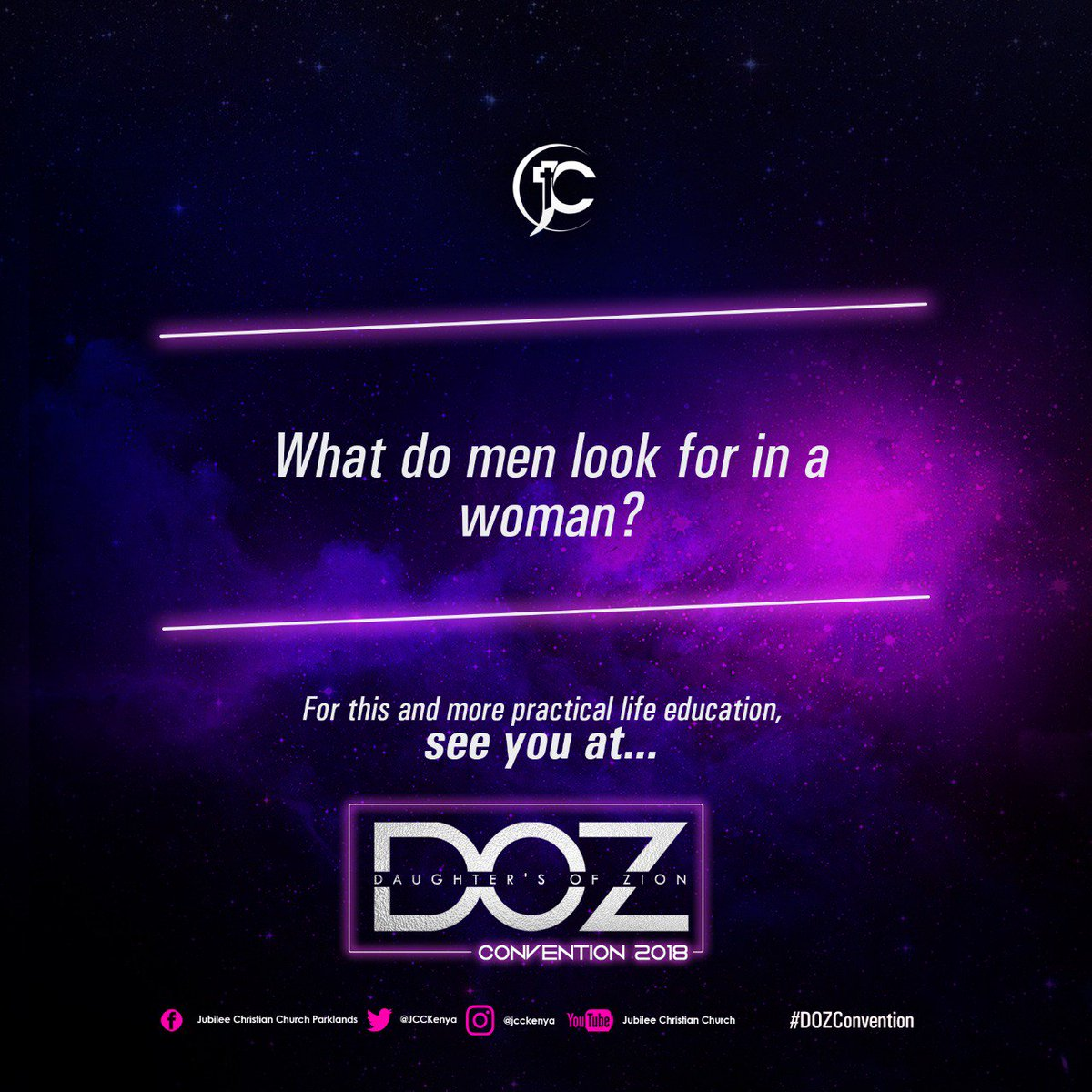 What a woman is looking for in a man