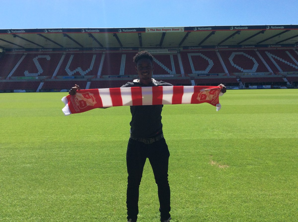 Give our brand new signing a follow! @MGlashan17 #STFC #WelcomeJermaine