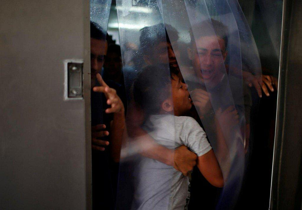 Palestinian killed in Gaza border fence blast: Israeli army https://t.co/W2F1dgEiPh