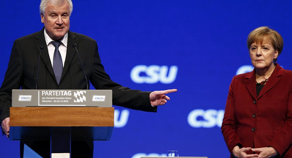 Ministro diz que Alemanha já tem prazo para iniciar expulsão de migrantes https://t.co/aWnqfQdgB0