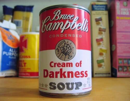 Best served with Evil Bread. @GroovyBruce