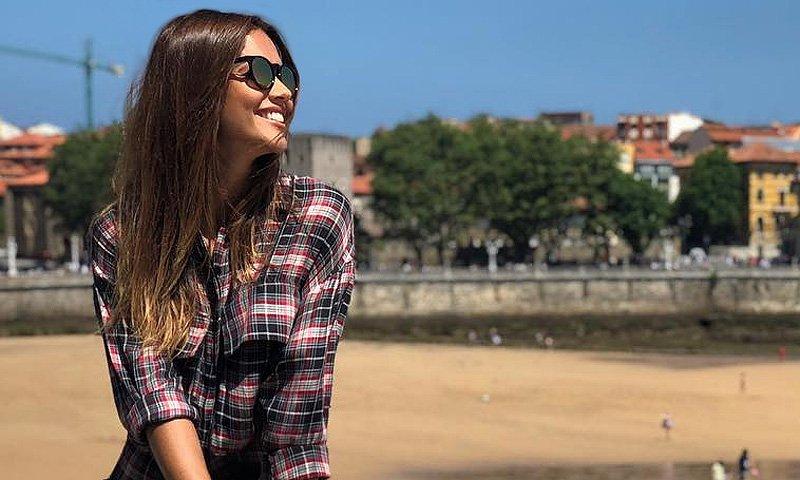 Lara Álvarez, regreso por todo lo alto a su Gijón natal tras 'Supervivientes'. https://t.co/h0cbpSnzPT