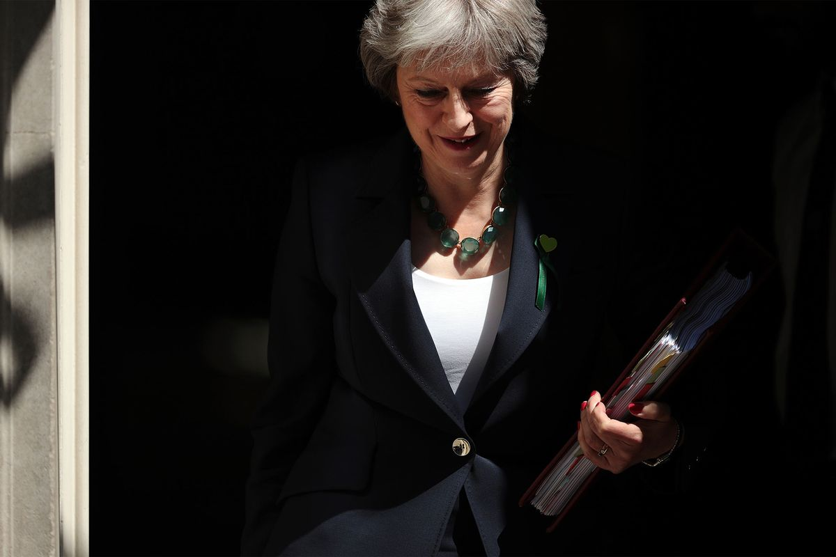 Theresa May loses in House of Lords on Brexit vote, setting up Commons battle https://t.co/OGOaLHR4ir