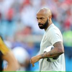 Thierry Henry Twitter Photo