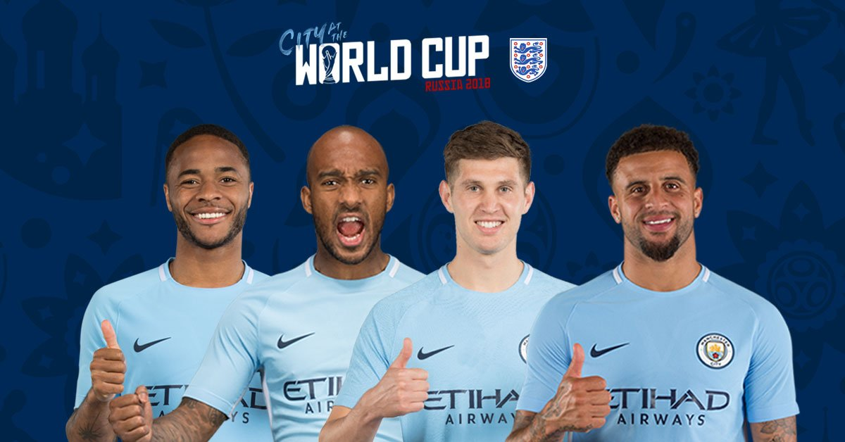 Win a signed shirt from your favourite @England and #mancity player at the #worldcup!  ENTER: https://t.co/3NCxQIv2YG