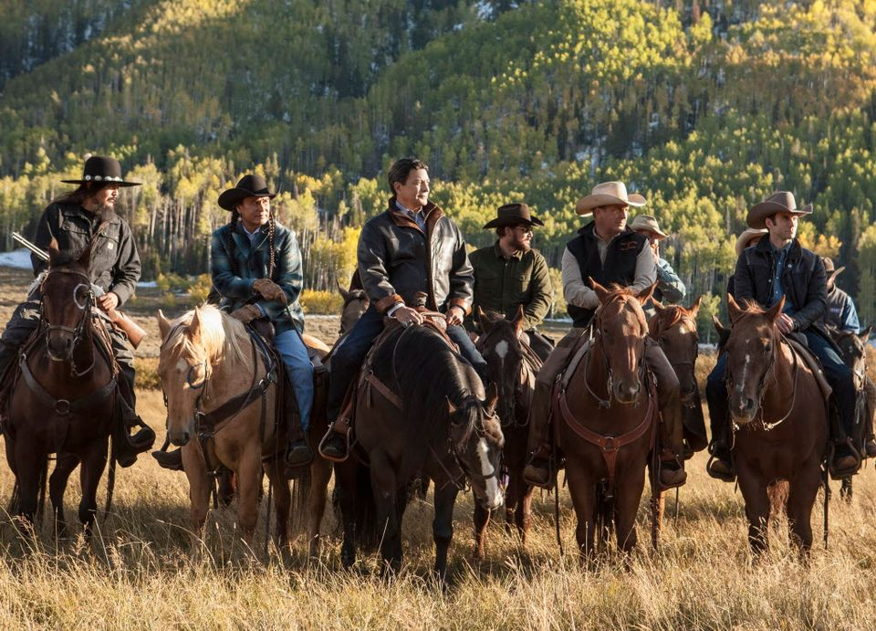 'Yellowstone' review: Modern drama abounds in grand-scale Western with Kevin Costner https://t.co/Jc10Clmmpm