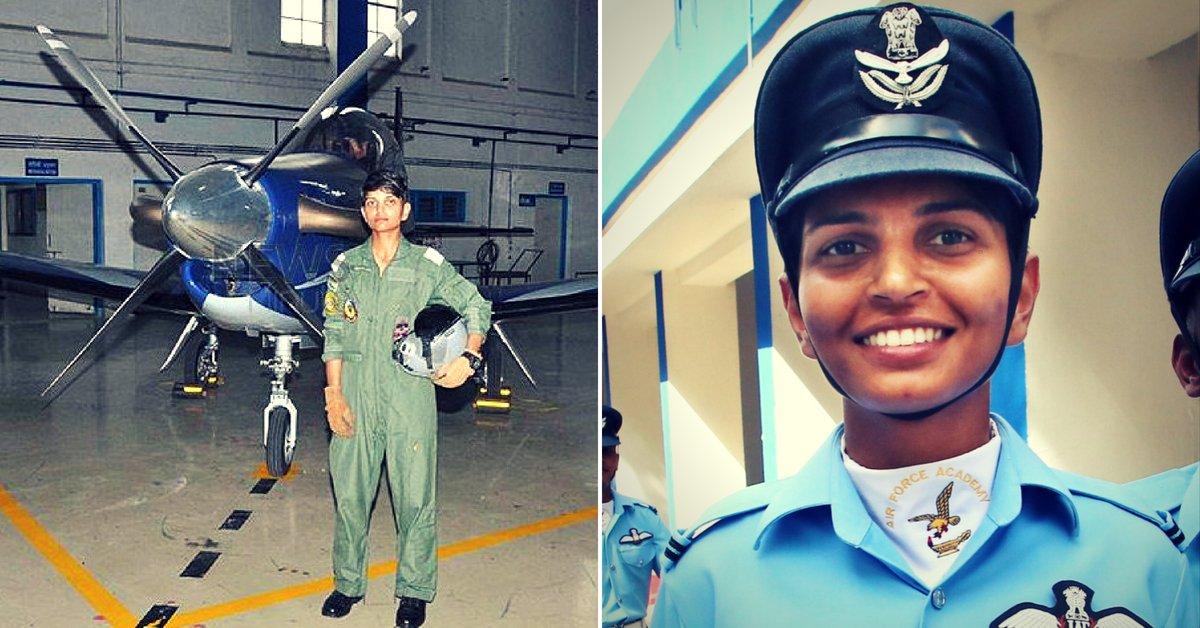 For #MondayMotivaton, meet 23-year-old Meghana who just became South Indias first woman fighter pilot. 👏🏽👏🏽 mala.la/2JMaJOu via @thebetterindia