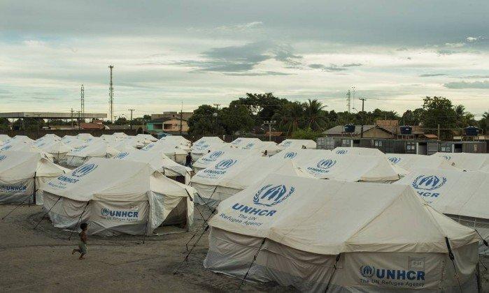 Entrada de venezuelanos no Brasil obrigaria construção de um campo de refugiados por mês, diz estudo. https://t.co/xVvkjiVQAW