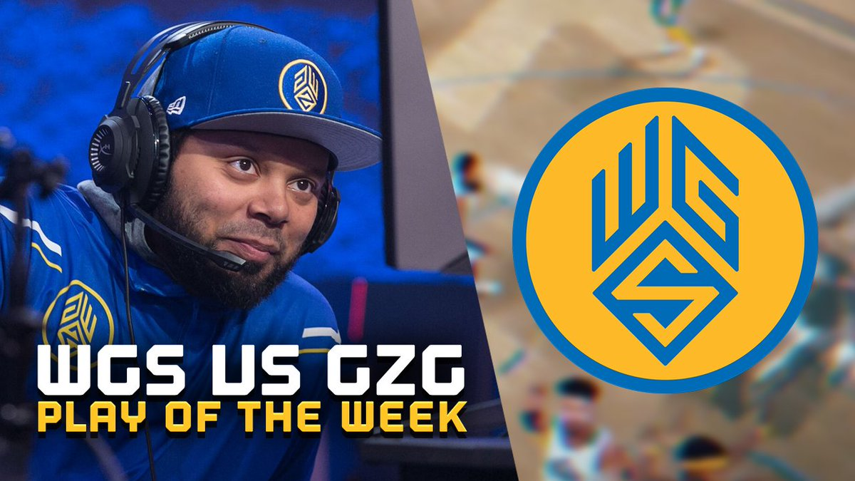 For this weeks @NETGEARgamings Play of the Week, we highlight @B_SM00VE_JAYs epic two-handed dunk in our nail biter game against @GrizzGaming. #PowerToWin