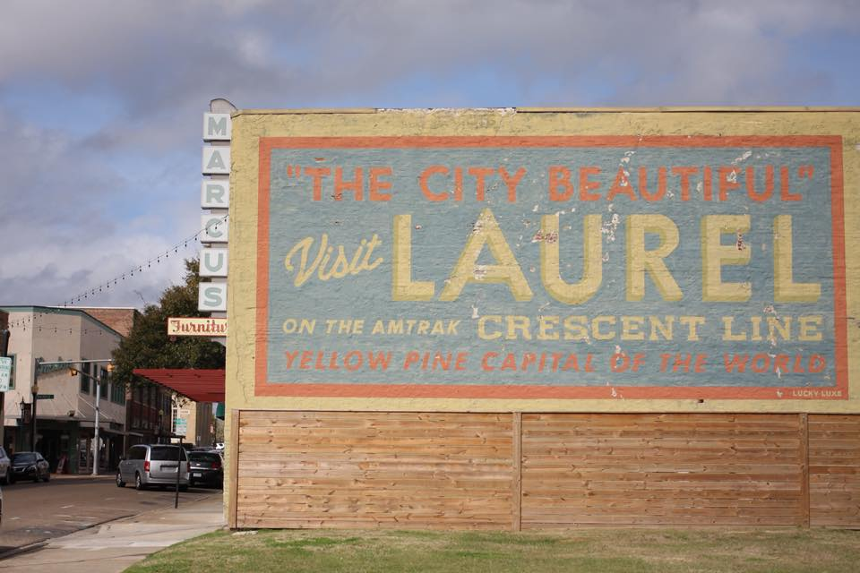 Laurel might have a 'Home Town' feel, but there are some big time things going on. If you're looking for the perfect weekend destination, set your sights on #Laurel, #Mississippi. #VisitMS  http:// bit.ly/2yaEamQ  &nbsp;   photo: #LaurelMercantile @joneschamberms<br>http://pic.twitter.com/V9mW5xyw3O