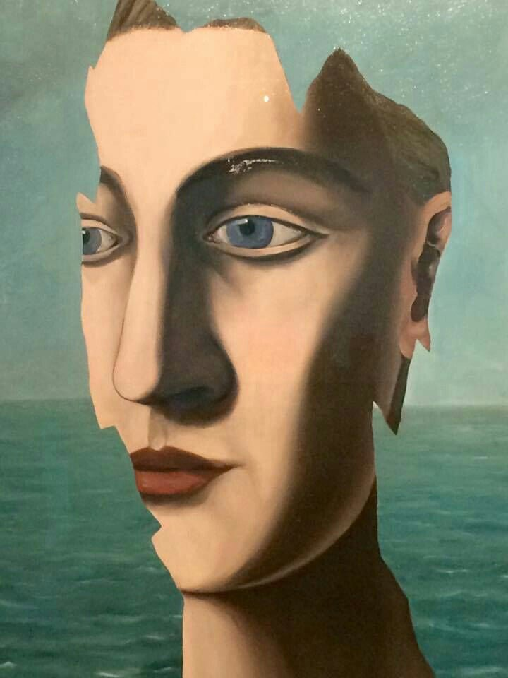 Magritte incompleto... @QuizzArt @citypat1