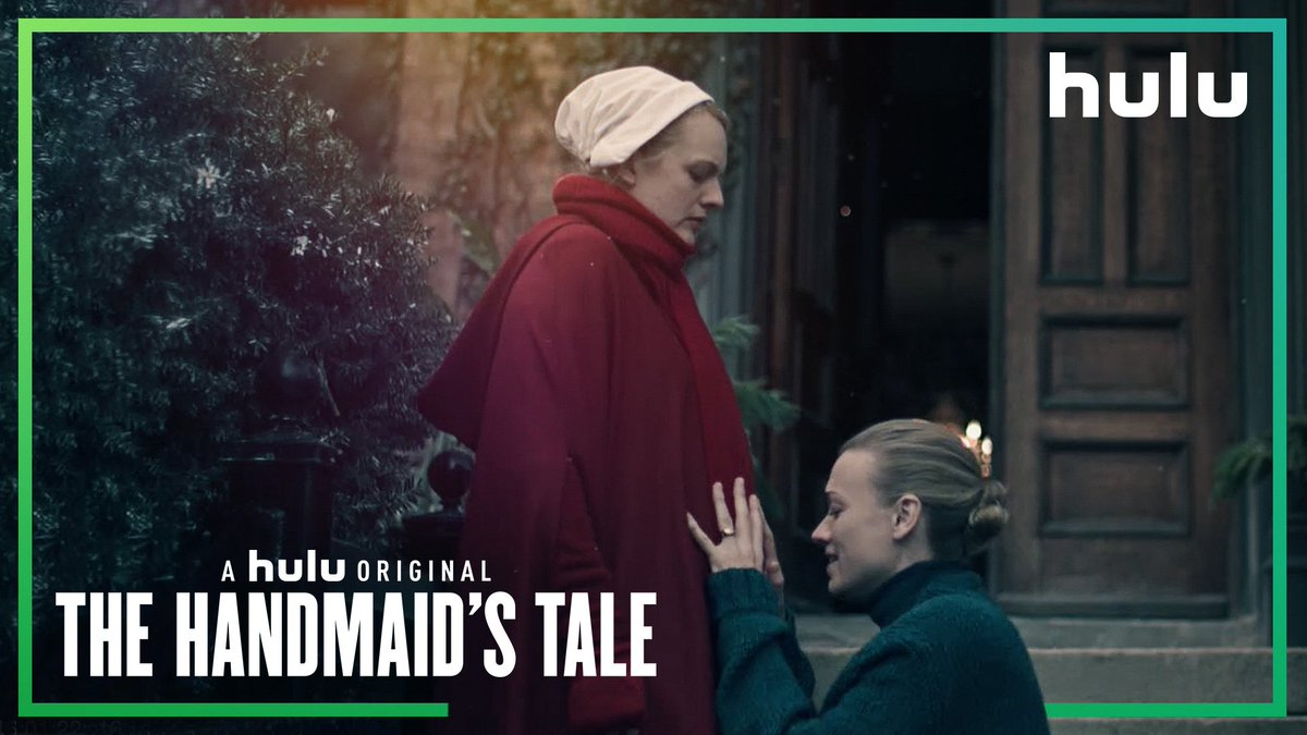 It's almost time. New episode of The #HandmaidsTale this Wednesday on @Hulu.